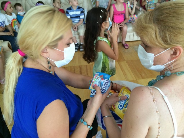 Helping Children with Cancer: Working with Local None-Profits